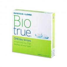 BioTrue ONEday (90 линз)